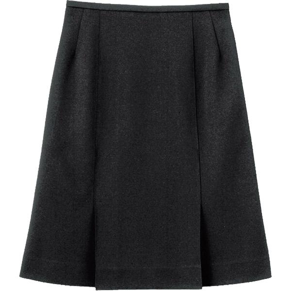 ホテル&ブライダル 両サイドプリーツスカート WP859 裏綿セオRアルファピケット カウンタービズ