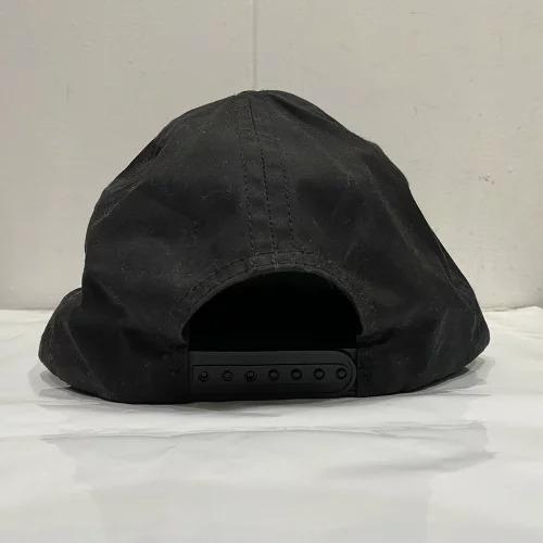 Supreme 14aw Global 5-Panel CAP Black シュプリーム グローバル 5パネルキャップ ブラック 南堀江