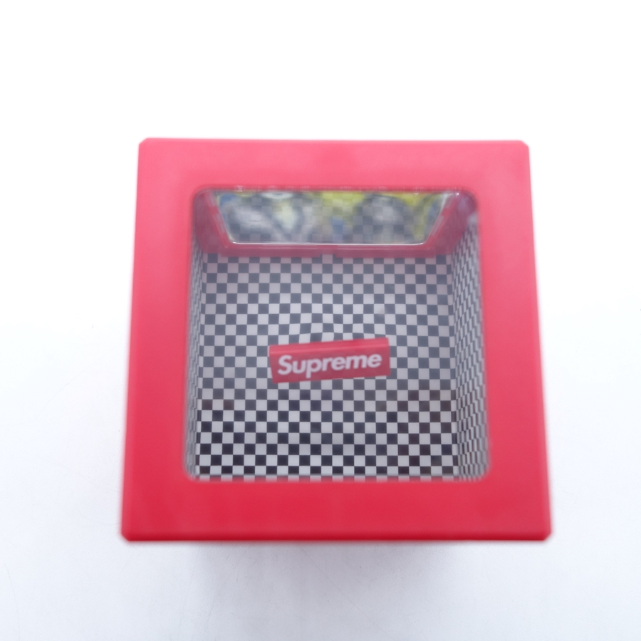 Supreme 18ss Illusion Coin Bank  シュプリーム イリュージョン コイン 貯金箱 インテリア 大名店 【中古】