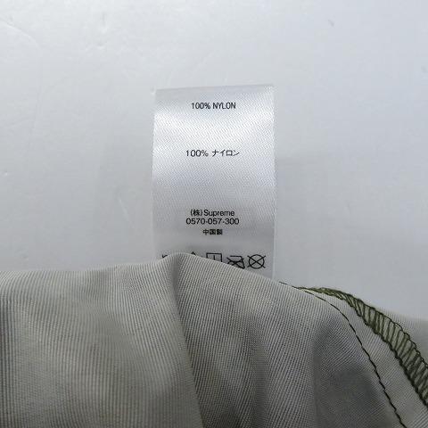 SUPREME 21ss WARM UP PANT MOSSY OAK CAMO シュプリーム ウォームアップ パンツ モッシーオークカモ 柳丸店【中古】