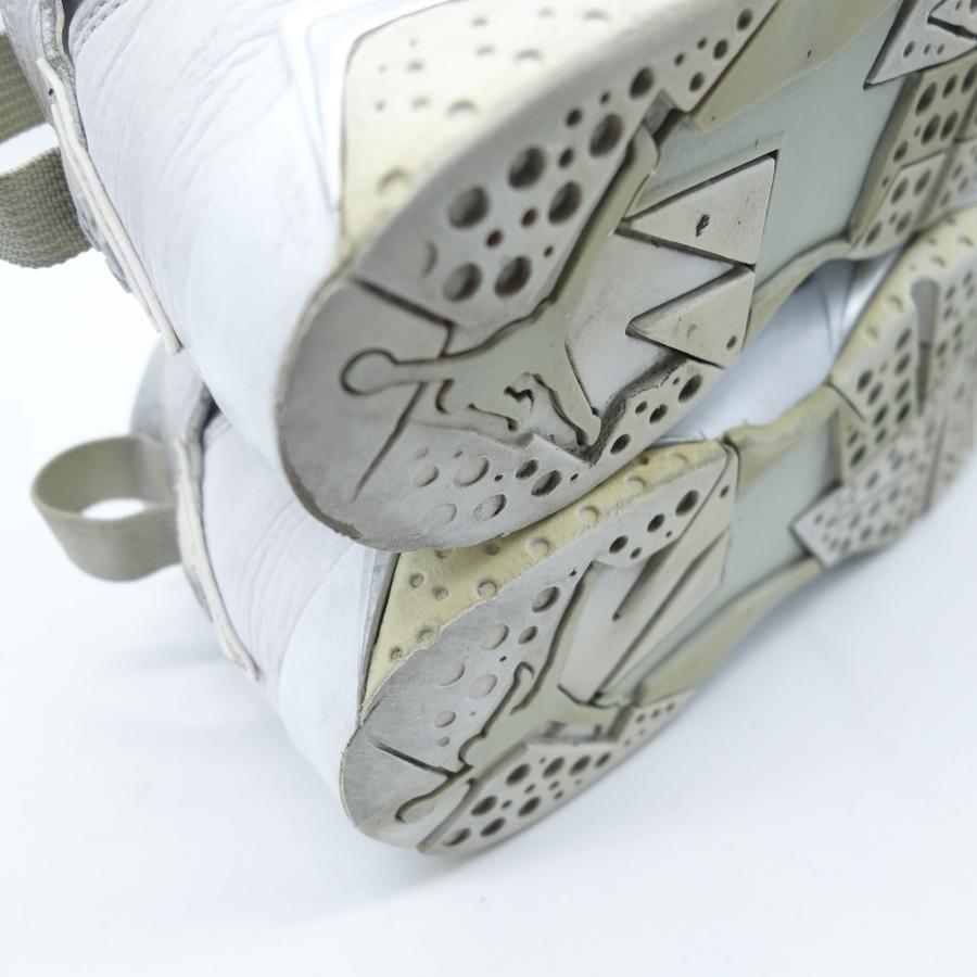 NIKE Jordan7 Retro Pure Platinum ナイキ ジョーダン ピュアプラチナム 304774-120 23cm 大名店【中古】