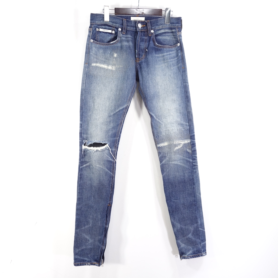 ESSENTIALS BY FEAR OF GOD 18ss SKINNY TAPER JEANS エッセンシャルズ スキニー デニム 大名店【中古】