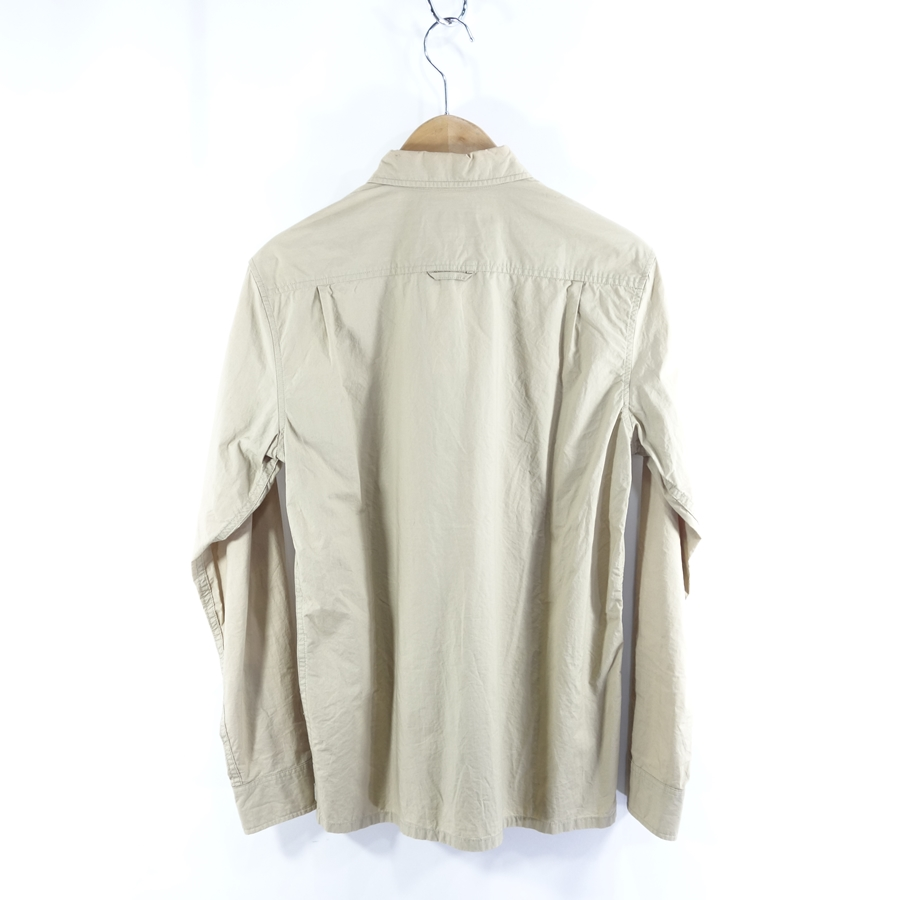 SUPREME 12ss Safari Shirt サイズS シュプリーム サファリ シャツ 大名店【中古】