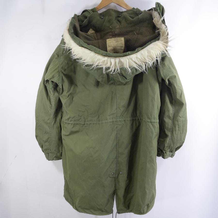 VINTAGE 80s M-65 EXTREME COLD WEATHER PARKA ミリタリー ヴィンテージ モッズ ジャケット 大名店 【中古】