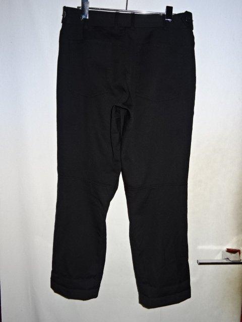 "Comme des Garcons BLACK コムデギャルソン ブラック17aw ""Z-F WOOL PANTS"" Size-XS 1T-P021 ウール パンツブランド古着大名店【中古】"