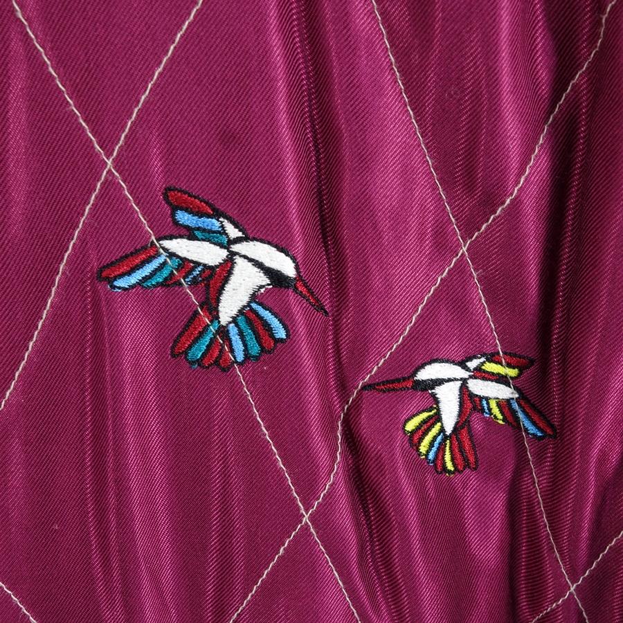 東洋エンタープライズ tr.4suspension別注 18ss HUMMINGBIRD JACKET スカジャン ジャケット L 大名店【中古】