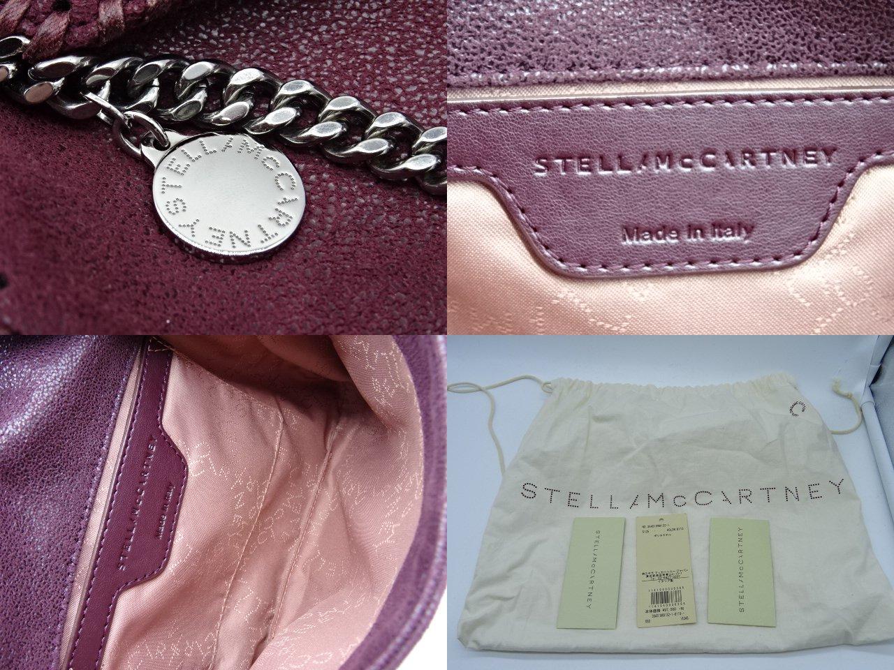 STELLA MCCARTNEY FALABELLA MINI SHOULDER BAG ステラ マッカトーニー キヘイ ショルダーバッグ 大名店【中古】