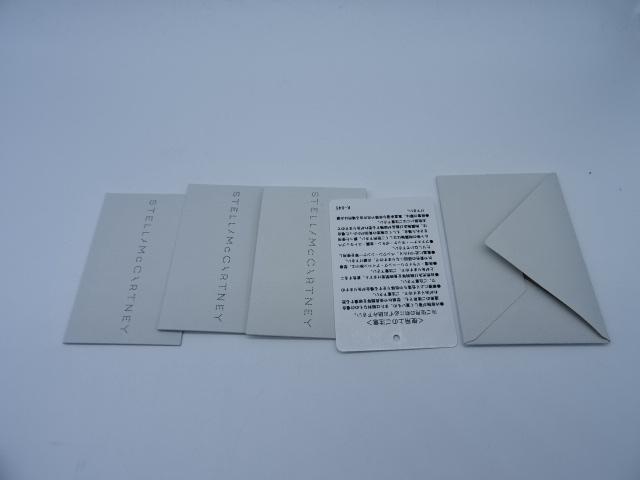 STELLA MCCARTNEY 18ss FALABELLA SMALL FLAP WALLET ファラベラ サイフ 財布 小物 レザー 大名店【中古】