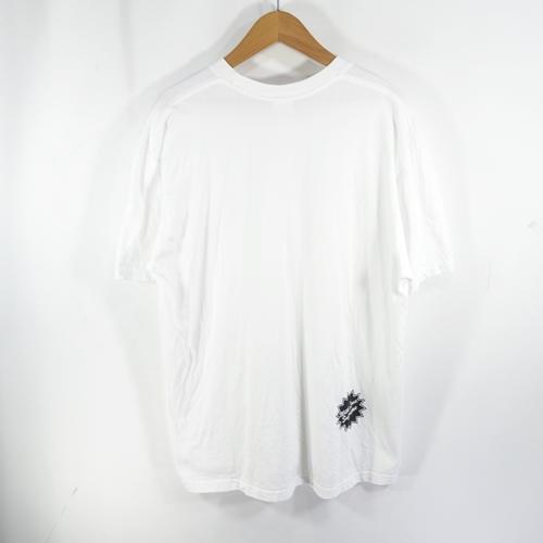 SUPREME 21ss ANARCHY TEE シュプリーム アナーキー Tシャツ SIZE-XL ホワイト 大名店【中古】
