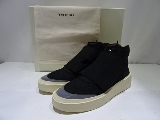 FEAR OF GOD SIXTH COLLECTION SKATE MID SNEAKER Size-40 フィアオブゴッド スケート ミッドスエードスニーカー 大名店【中古】
