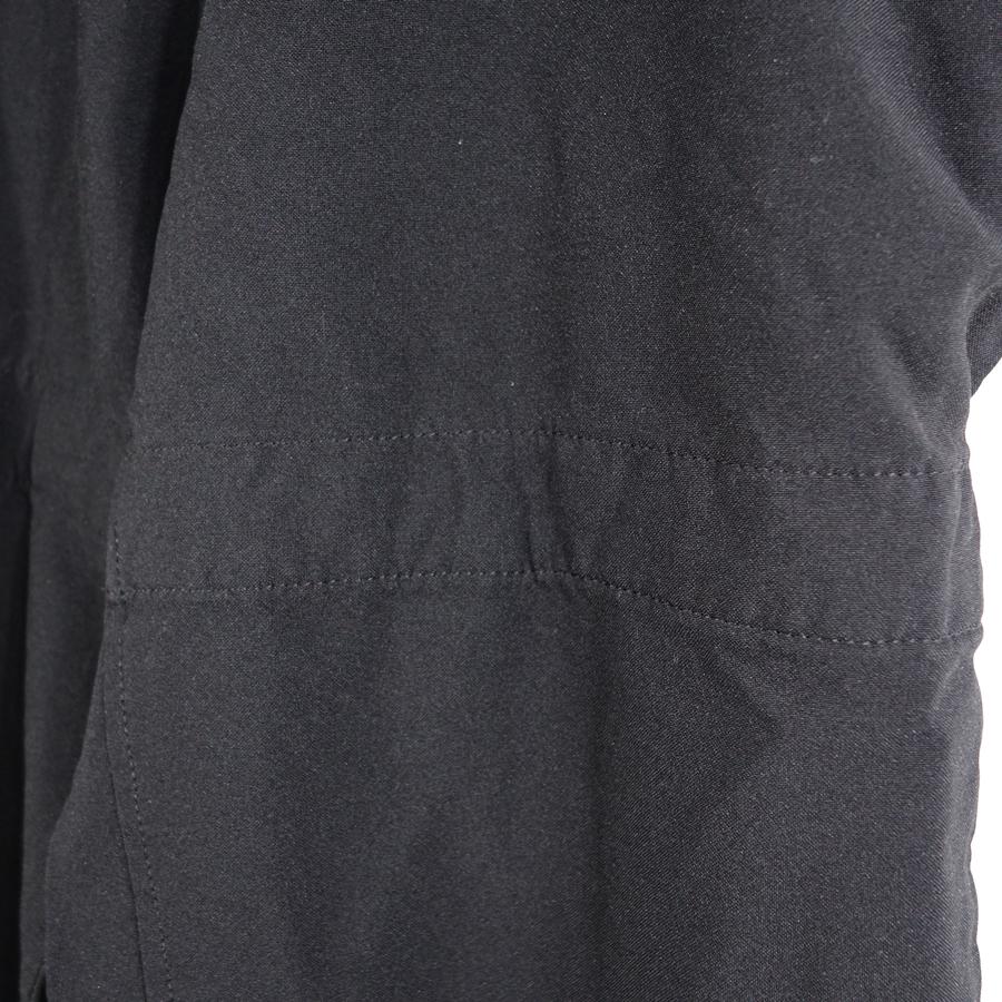 BLACK COMME des GARCONS ブラック コムデギャルソン 15aw サイドベルト付 ポリエステルパンツ Size-M 1P-P020 大名