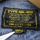 NEIGHBORHOOD 17aw U.S.N.H/C-SHIRT.LS ネイバーフッド デニム ロゴ プリント シャツ Size-S 大名店【中古】
