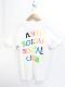 ANTI SOACIAL CLUB RAINBOW LOGO PRINT TEE アンチ レインボー ロゴ Tシャツ 大名店【中古】