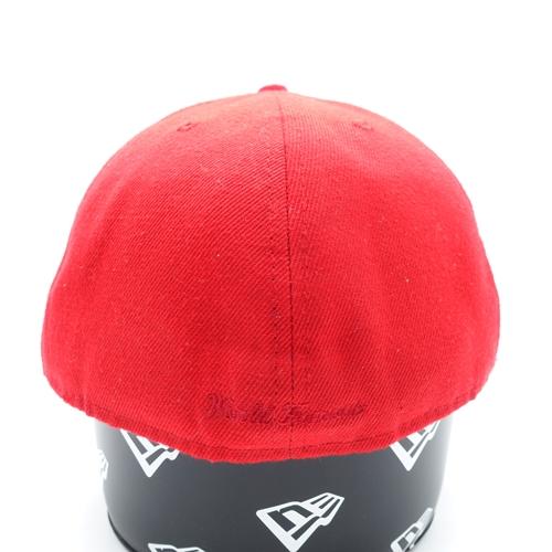 Supreme Box Logo New Era Baseball Cap シュプリーム ボックスロゴ ニューエラ キャップ 大名店【中古】