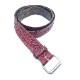 Supreme 12aw Rose Leather Belt シュプリーム ローズ 薔薇 レザー ベルト 大名店【中古】