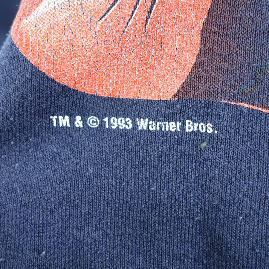 VINTAGE 90s MARVIN THE MARTIAN SWEAT ヴィンテージ マーヴィン マーシャン スウェット 大名店【中古】