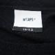 WTAPS 18ss DUNGEON TEE ダブルタップス  ロングスリーブ Tシャツ ロンT Size-2 ブラック 大名店 【中古】