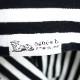 "AGNES.B ×BIOTOP ""L/S BORDER TEE"" アニエス・ベー ビオトープ ロングスリーブ ボーダー Tシャツ 大名店【中古】"