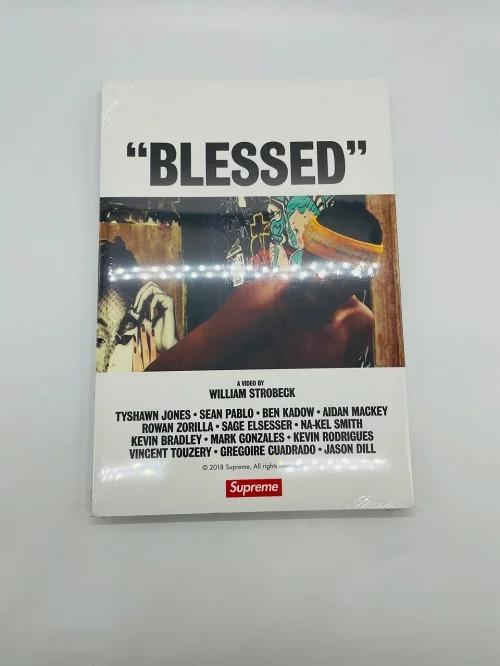 SUPREME 18aw BLESSES DVD&TEE Sサイズ ホワイト シュプリーム ブレスド 南堀江