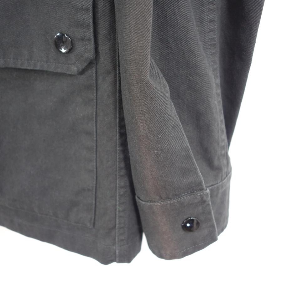 SAINT LAURENT PARIS 18ss Drawstring Jacket サンローランパリ ミリタリー ジャケット 大名店【中古】