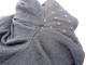 SACAI LUCK 12aw シフォン切替 ウールニットワンピース サイズ2 12AWLU458 サカイラック 大名店【中古】