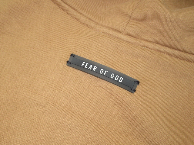 FEAR OF GOD SIXTH COLECTION EVERYDAY FULL ZIP HOODIE フィアオブゴッド パーカ きよみ