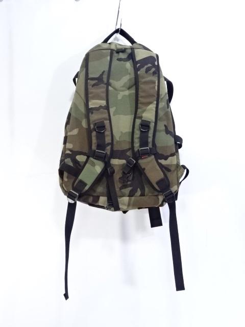 Supreme 12aw Cordura Back Pack 迷彩 カモ柄 バックパック リュック 大名店【中古】