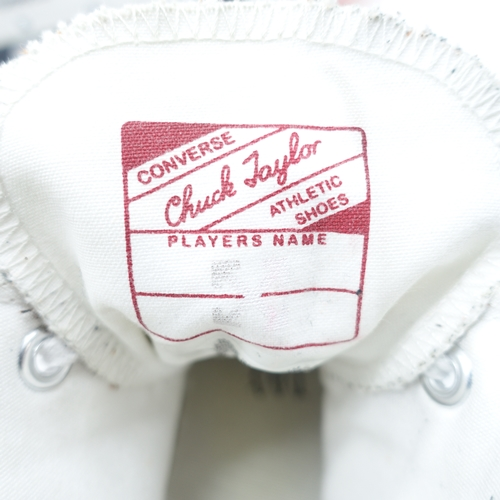 OFF-WHITE CONVERSE CHUCK 70 HI ALL STAR オフハワイト コンバース チャック スニーカー 大名店【中古】