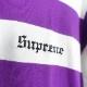 Supreme 15ss Old English Striped Top シュプリーム オールドイングリッシュ ストライプ Tシャツ 大名店【中古】