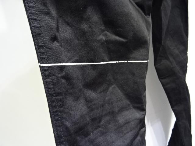 """SUB-AGE サベージ""""LINE SKINNY DENIM PANTS"""" Size-2 ライン スキニー デニム パンツブランド古着大名店【中古】"""