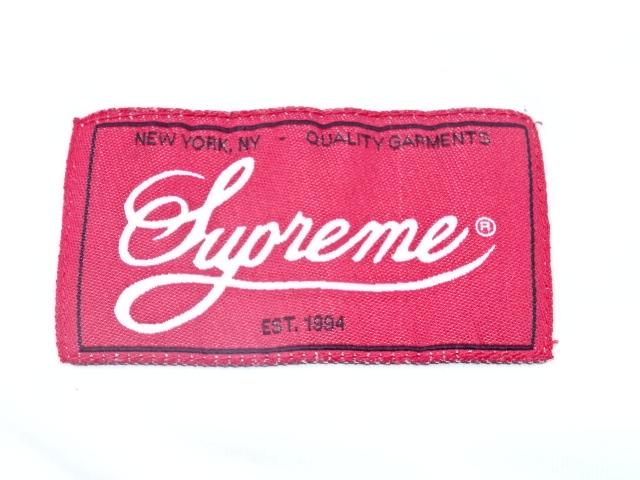 Supreme 15ss Broadway Football Top ブロードウェイ フットボール ゲームシャツ Tシャツ 大名店【中古】