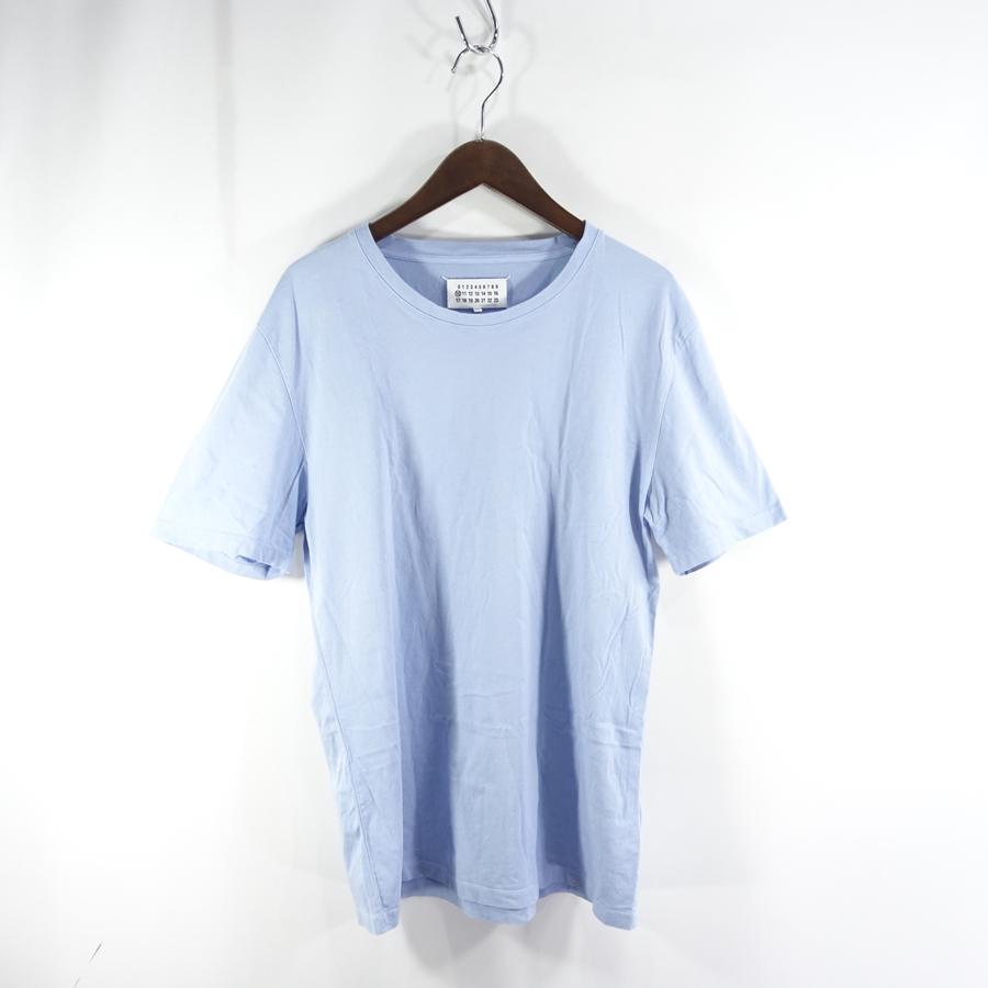 Maison Margiela 19ss S/S Crewneck Plain Tee メゾン マルジェラ 無地 Tシャツ カットソー 大名【中古】