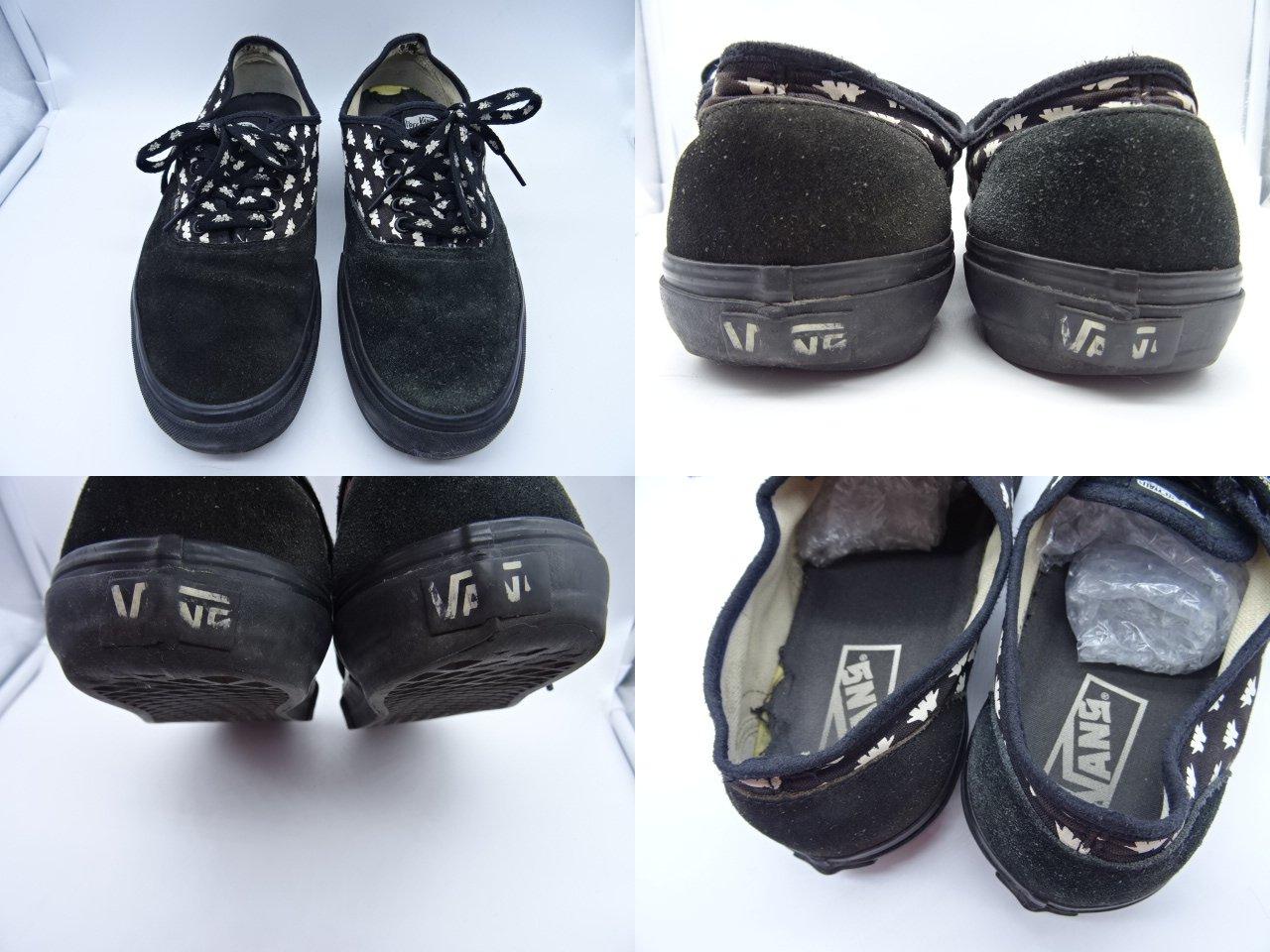 WTAPS 06aw VANS AUTHENTIC S サイズ27.5 SYNDICATE シンジケート スニーカー シューズ 靴 大名店【中古】