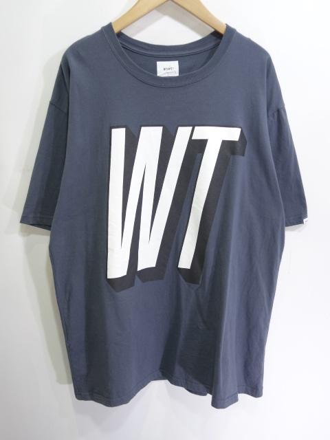WTAPS 20ss TIMES S/S TEE ダブルタップス Tシャツ 201PCDT-ST08S 大名店【中古】