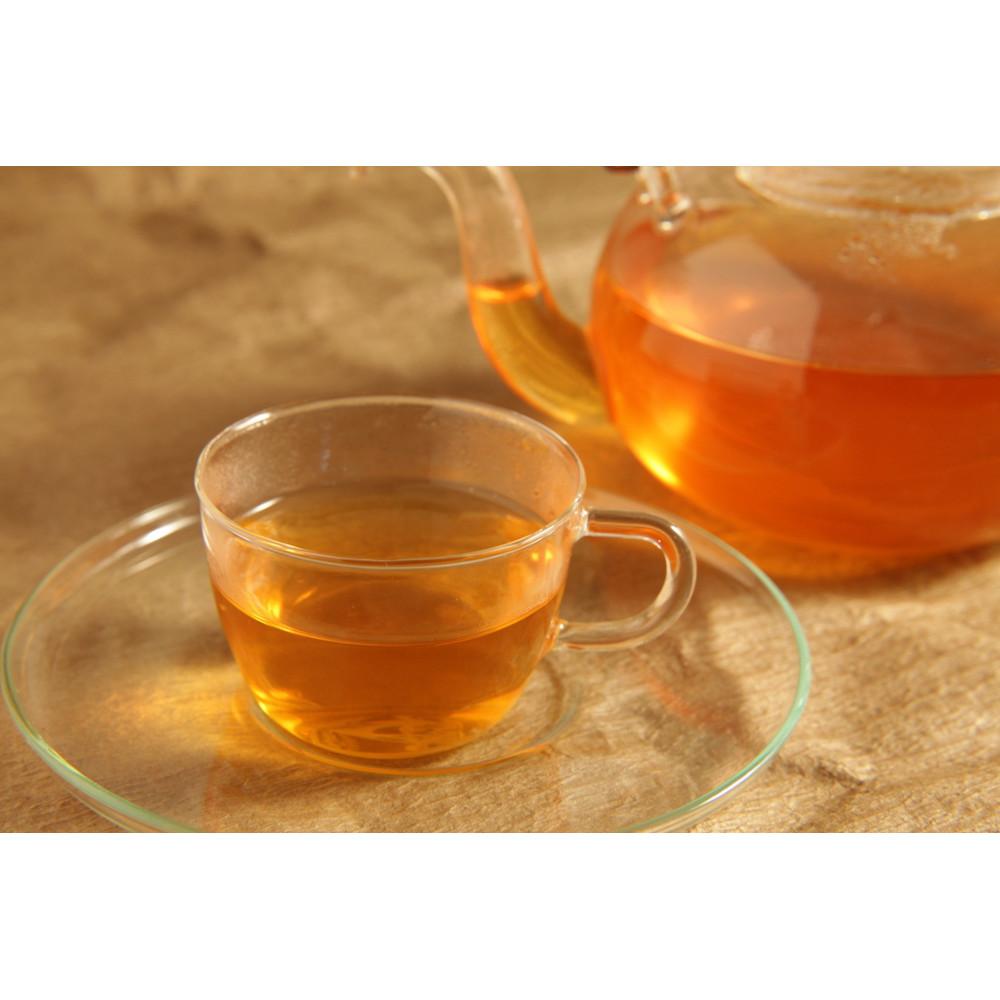 グリーンルイボスティーリーフ(非発酵茶) 茶葉125g オーガニック