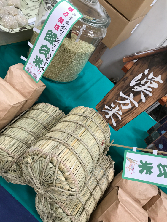【数量限定】漢方栽培 緑玄米 2kg入り