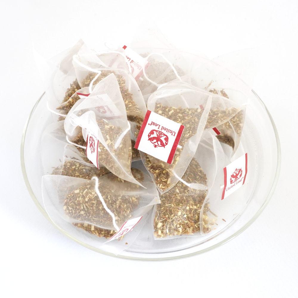 オーガニックグリーンルイボスティー(非発酵茶) ティーパック 2g×25包入り