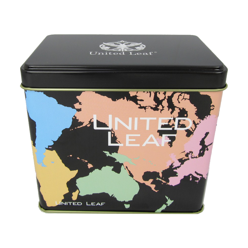 United Leaf缶 ルイボスティーリーフ(茶葉) 200g オーガニック スーパーグレード