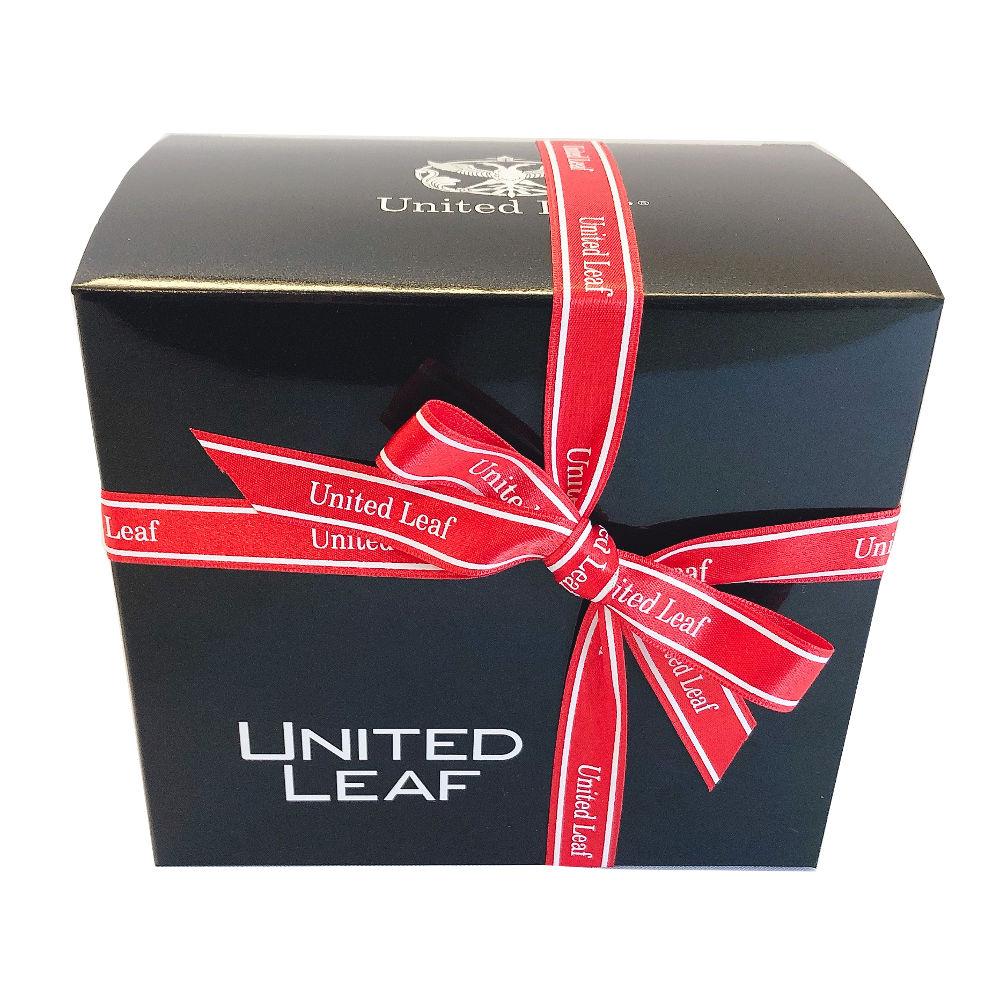 United Leaf缶ギフト ルイボスティーリーフ(茶葉) 200g オーガニック スーパーグレード
