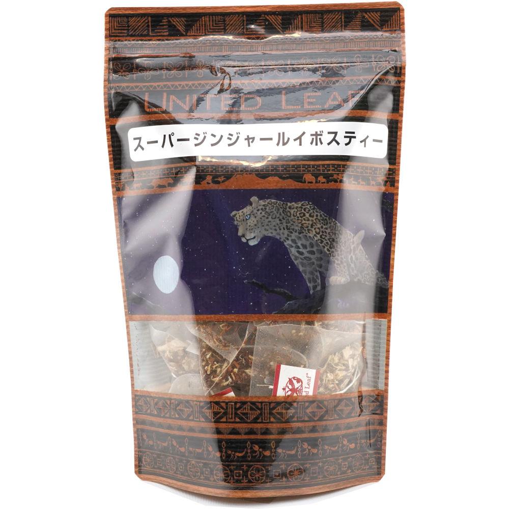 ★スーパージンジャールイボスティー ティーパック 2g×25包入り