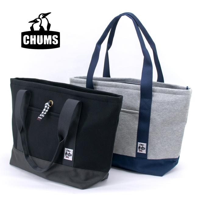 CHUMS チャムス トートバッグ スウェットナイロン[CH60-3232]【2021FW】