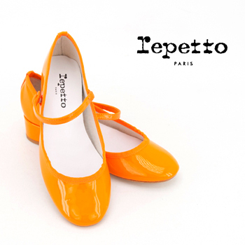 【SALE 40%OFF】repetto レペット レディース Babies Rose/Mary-Jane Rose エナメルストラップヒールシューズ 5142101413[VX1413V]【SS】【返品交換不可】
