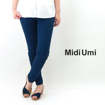 【SALE 50%OFF】Midi Umi ミディウミ レディース レギンスパンツ[2-762473]【SS】【返品交換不可】