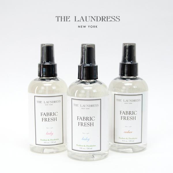 THE LAUNDRESS ザ ランドレス ファブリックフレッシュ Cedar/Baby/Lady/Classic 250ml【BASIC】