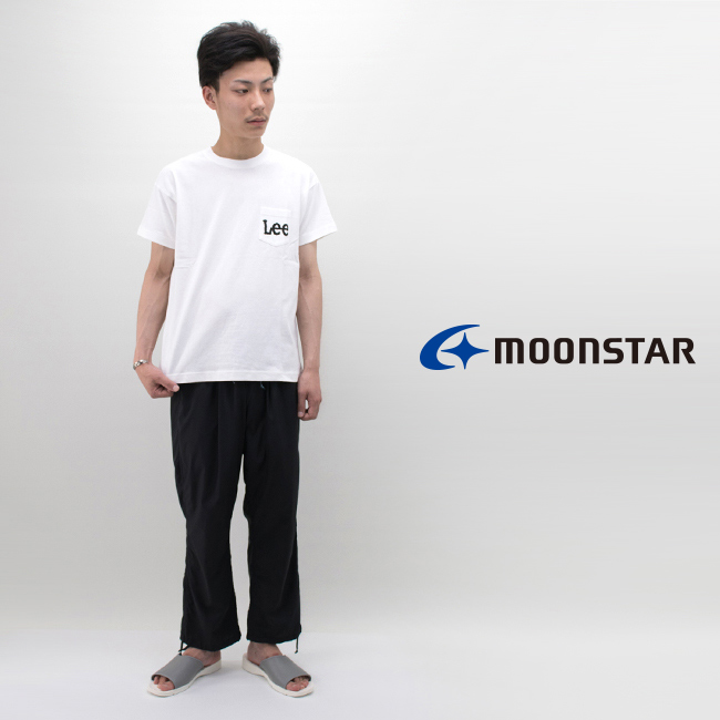 MOONSTAR ムーンスター ユニセックス レイジー デイリーサンダル[LAZY]【2019SS】