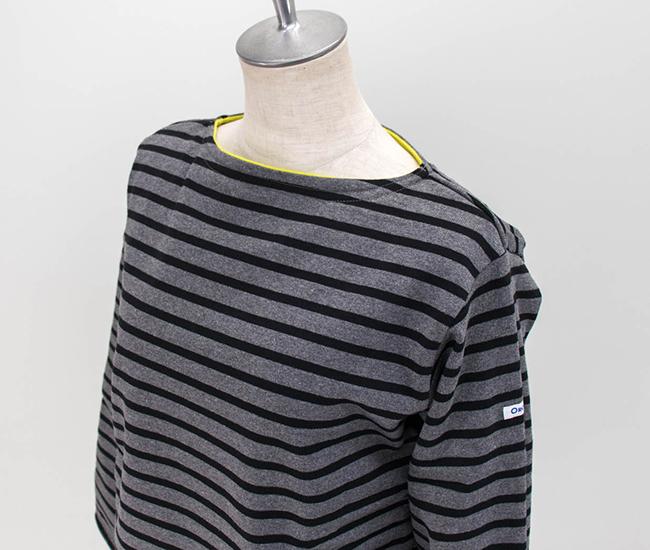 ORCIVAL オーシバル レディース フリースライニング コットンロードバスクシャツ[RC-9104]【BASIC】
