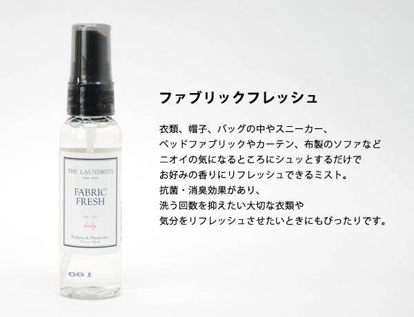THE LAUNDRESS ザ ランドレス デリケートウォッシュミニキット【BASIC】