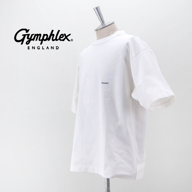 Gymphlex ジムフレックス メンズ HEAVY WEIGHT JERSEY Tシャツ[J-9271HWJ]【2021SS】