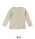 ORCIVAL オーシバル レディース COTTON LOURD SOLID バスクシャツ L/S[B211]【BASIC】