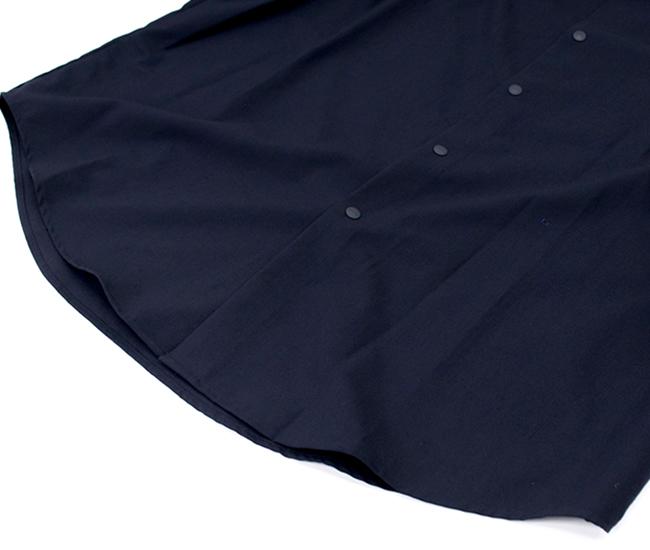 Gymphlex ジムフレックス メンズ スナップボタンシャツ[GY-B0013TWR]【2021FW】